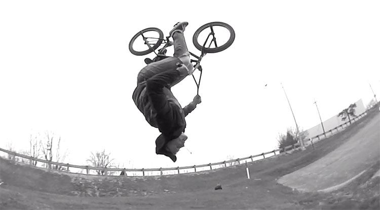 Us / Them B-Sides BMX Video