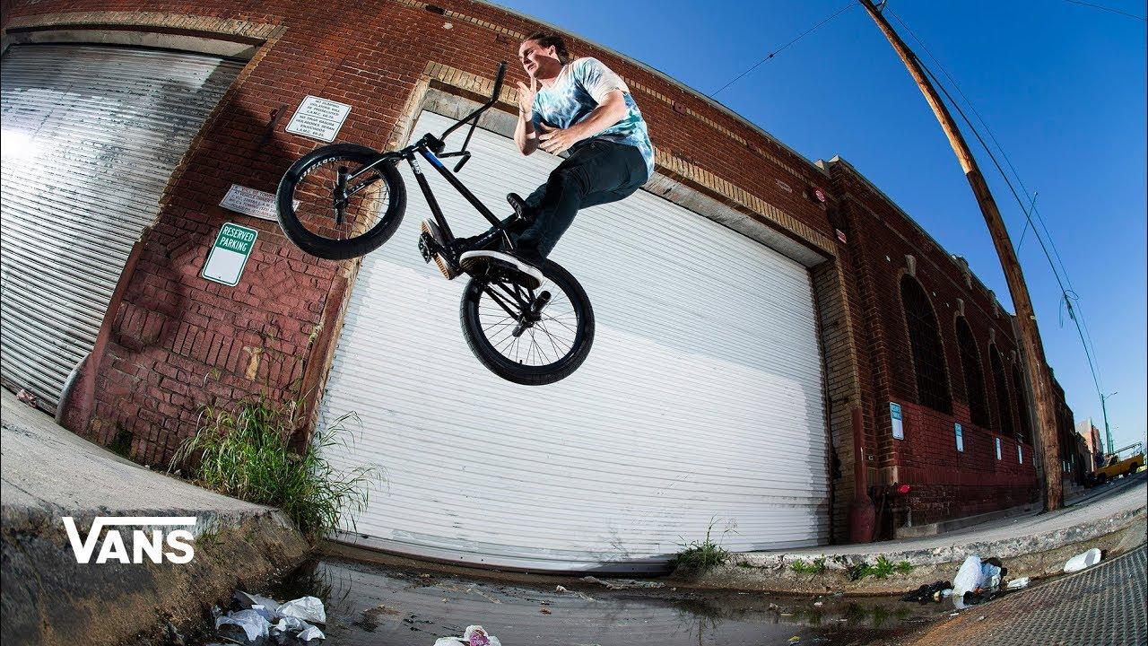 Vans BMX Shimmer and Haze Travis Hughes Lewis Mills BMX