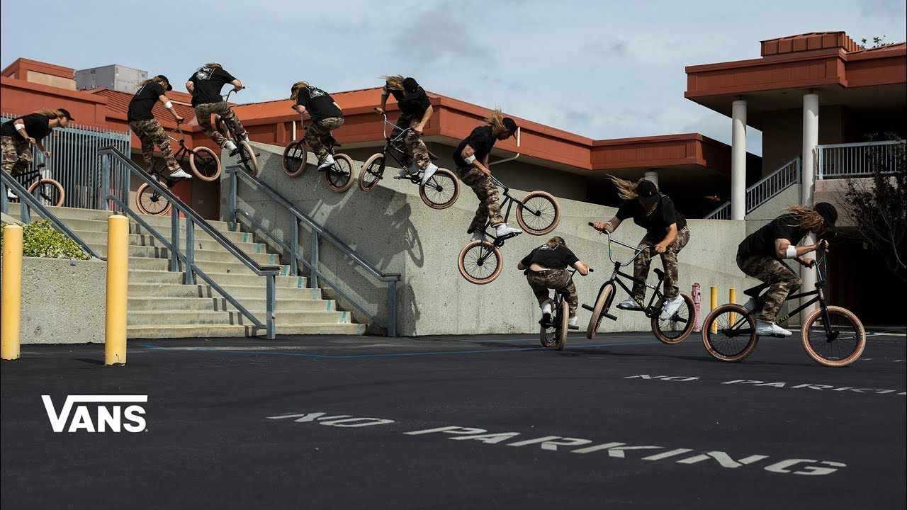 Vans BMX Ty Morrow Shimmer and Haze video