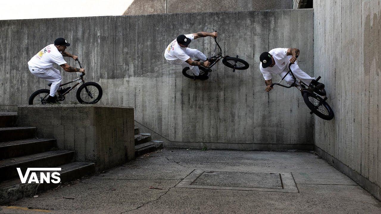 Vans BMX Shimmer and Haze Dakota Roche video