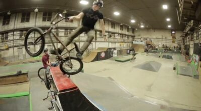Aint Dead Yet BMX Jam 4Seasons Skatepark