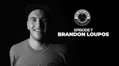 Brandon Loupos Head Angle Podcast BMX
