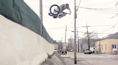 Burn Slow BMX video