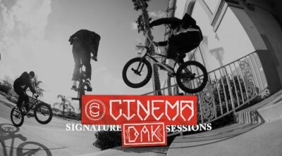 Cinema BMX Dakota Roche Signature Sessions BMX video