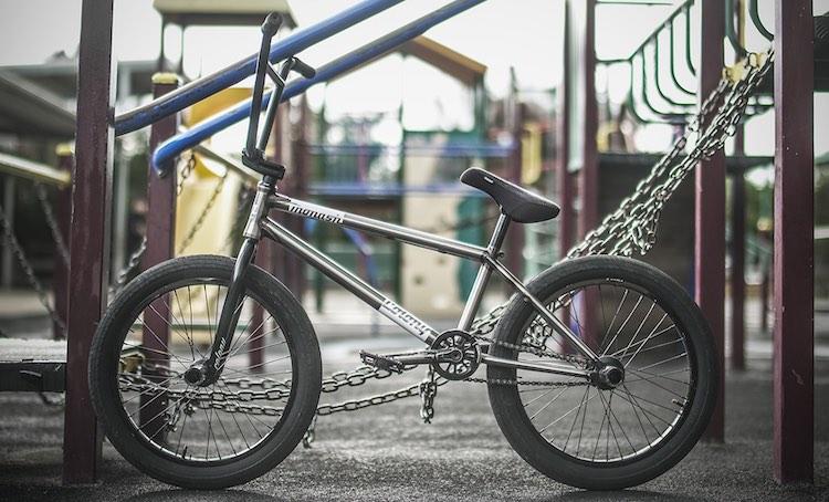 Colony BMX Jai Lakeman Bike Check
