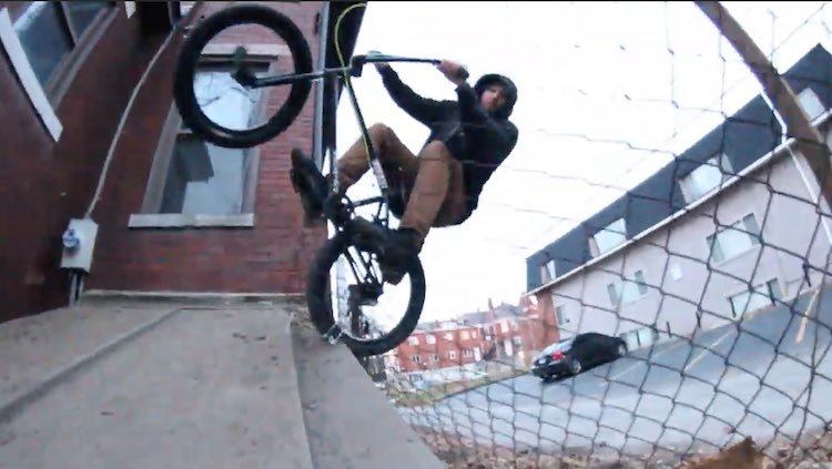 Columbus BMX Mix video