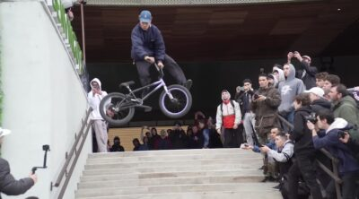 DUB BMX Jam 2020 Barcelona Rafael Black
