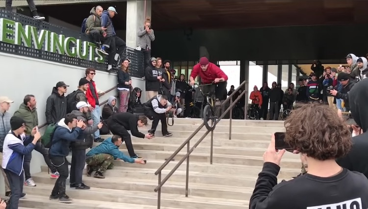 DUB BMX Jam Barcelona 2020 Video