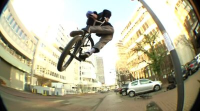 Eclat BMX Felix Prangenberg First Cut BMX video
