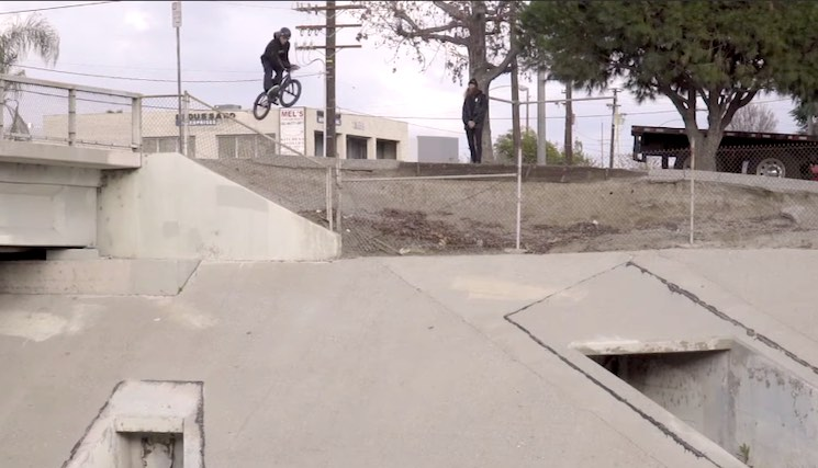 Fit Bike Co Max Miller SoCal BMX video