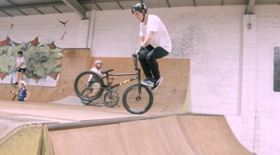 Jack Borthwick Village BMX video