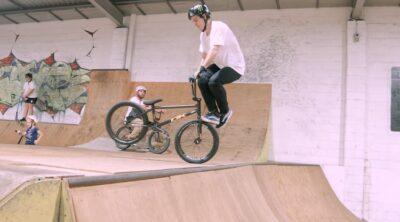 Jack Borthwick Village BMX video