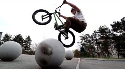 Jakub Spurny Set Me Free BMX video