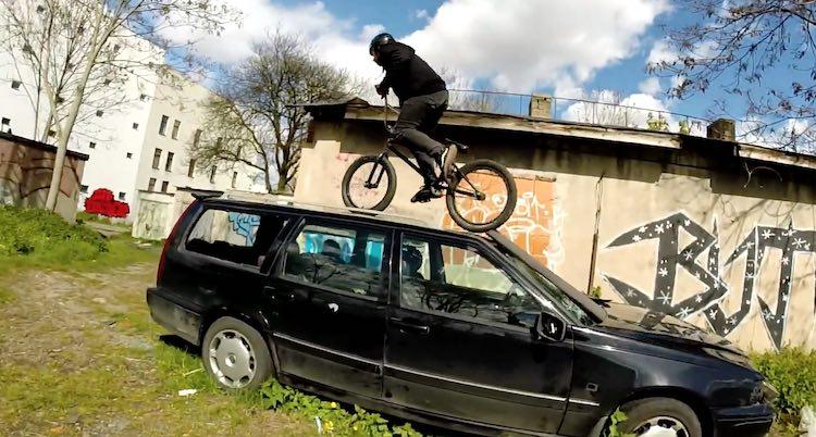 Jakub Toth BMX video