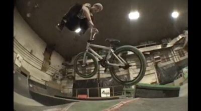 Let's Roast X 4Seasons Skatepark BMX video
