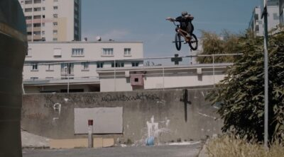 MarieJade Anthony Perrin No Future BMX video