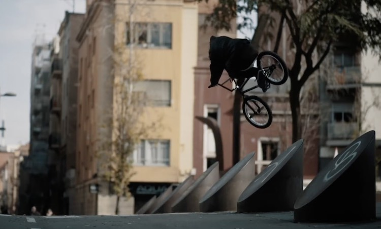 MarieJade Leo Balay BMX video No Future