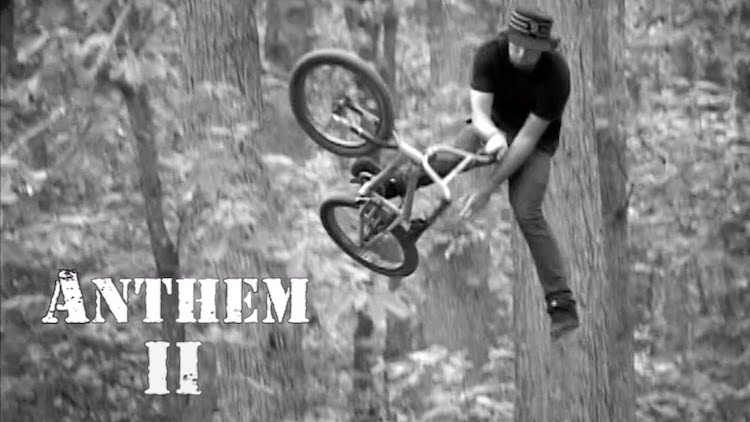 "Mike Aitken ""Anthem II"" Section BMX video"