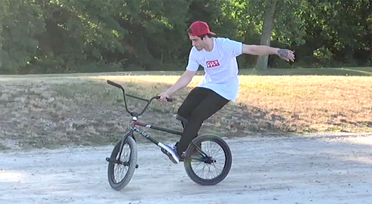 Mikey Tyra 2019 Compilation BMX video