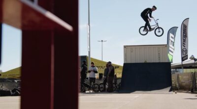 Monster Energy Street Style BMX Practice video
