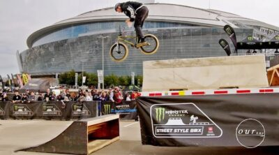Monster Energy Street Style BMX Qualifier