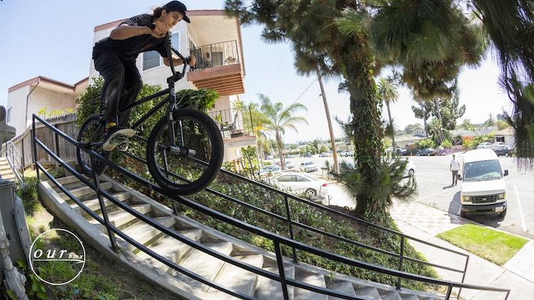Odyssey BMX At Ease Behind The Scenes BMX video