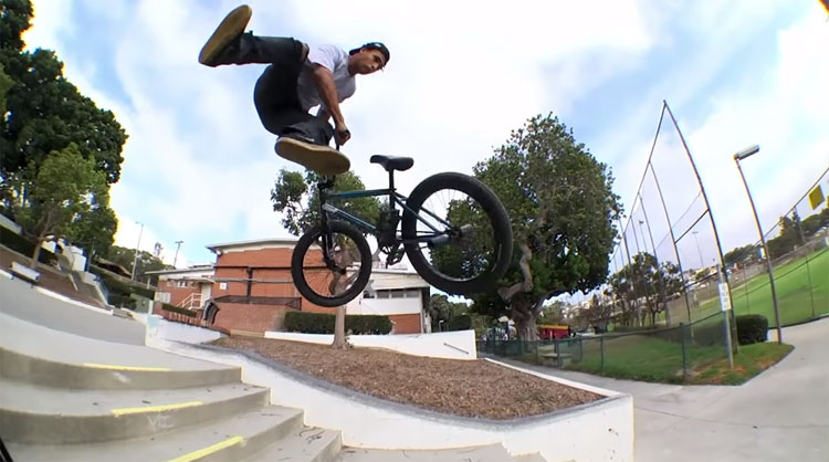 Odyssey BMX At Ease Video