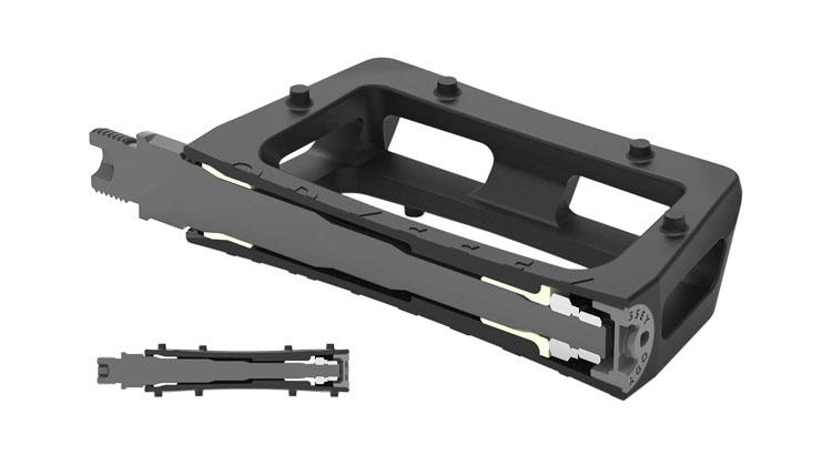 Odyssey BMX Grandstand V2 Pedals