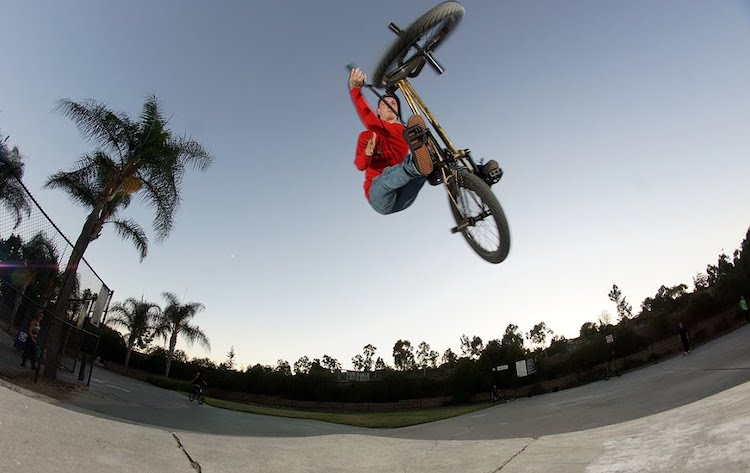 Same Old Scene San Diego BMX Video