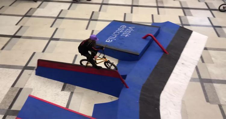 Simple Session 2020 BMX Best Trick