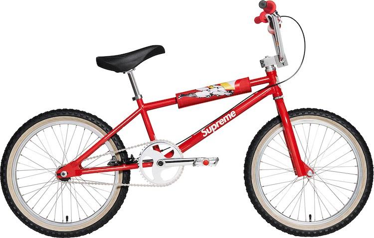 Supreme S&M Bikes complete BMX bike Dirt Bike 1995