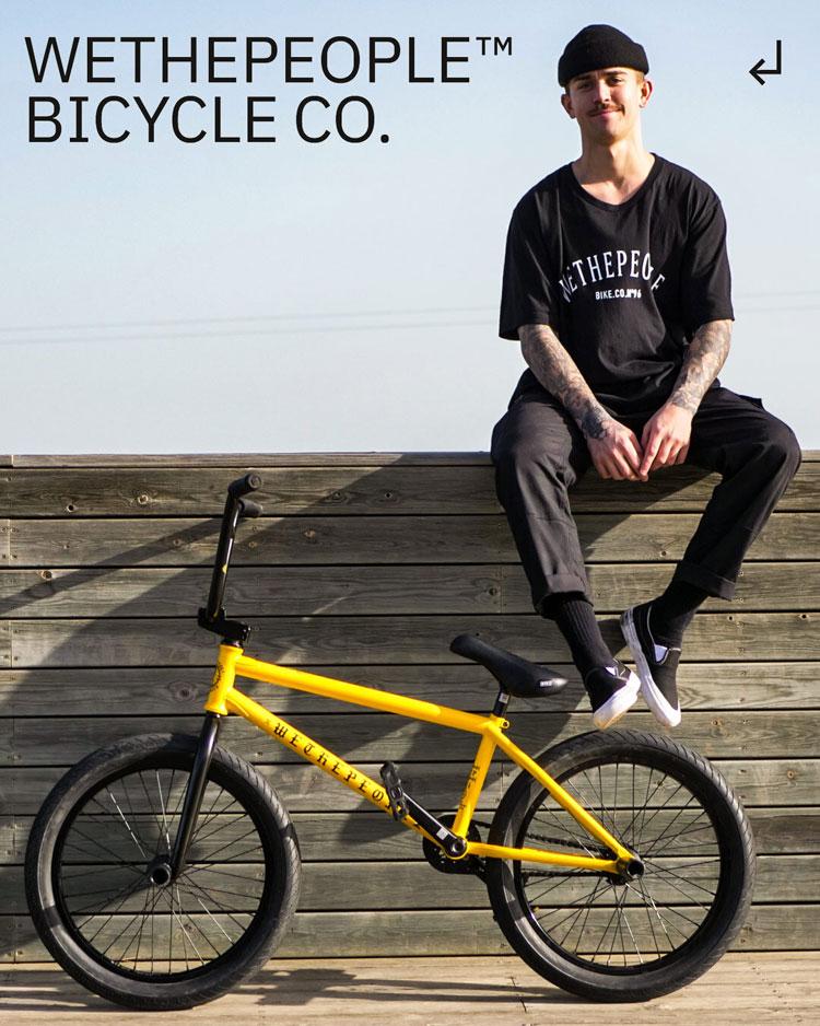 Stephan Atencio On Wethepeople BMXx