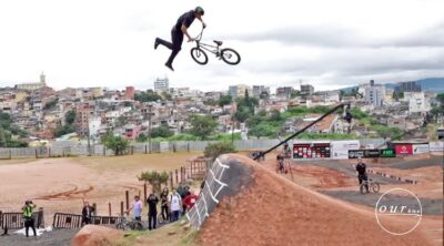 Super BMX Estilo Livre Qualifier BMX video