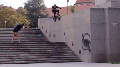 Tomas Tydlacka BMX video