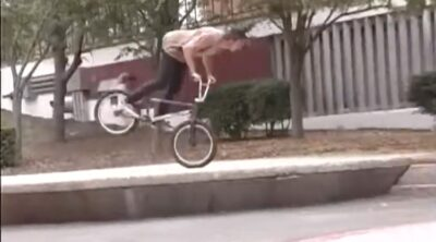 Trey Jones Lost Footage BMX video
