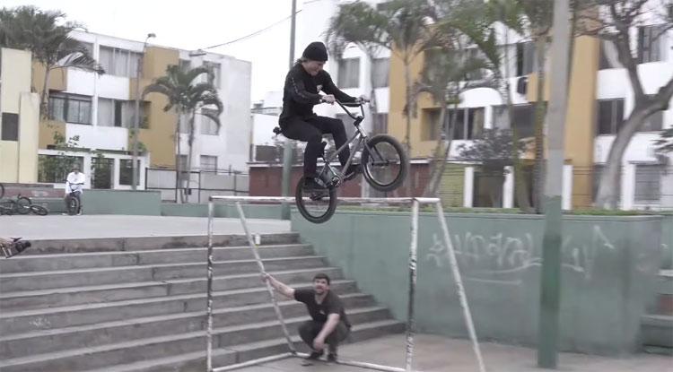 Vans BMX Grey Lima Peru Video