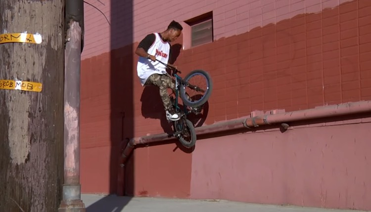 Volume Bikes Markell Jones Welcome Video BMX Video