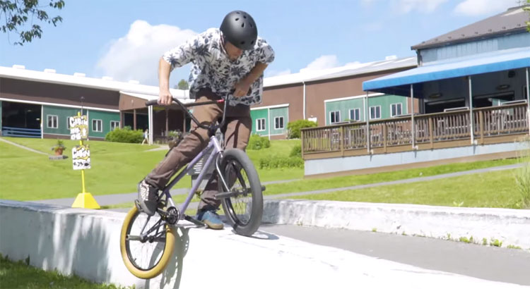 Woodward East BMX Mixtape Vol 2 video