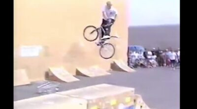 2Hip Meet The Street BMX Contest 1988