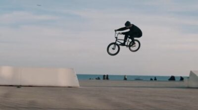 MarieJade No Future BMX video