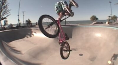 Alex Hiam Lux BMX Aeterna BMX video