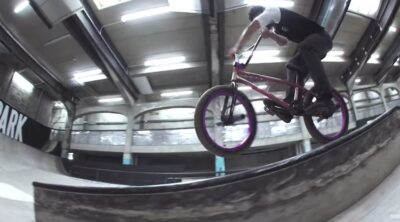 Alex Kennedy Source BMX Break In Video