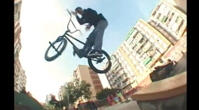 Barna Mids BMX video Barcelona Spain