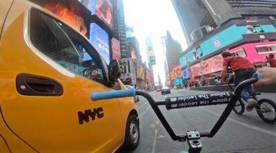Billy Perry GoPro BMX Bike Riding In NYC 10 video