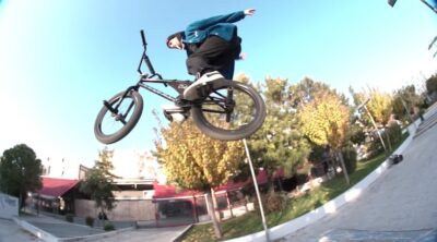 Billy Perry Greece BMX video