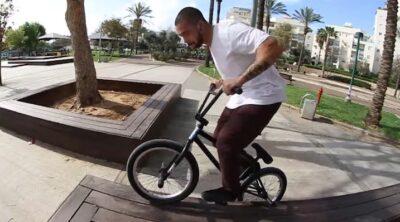 BSD BMX Sar Levi Raw