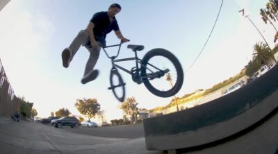 Cinema BMX Golden State Cinema BMX video