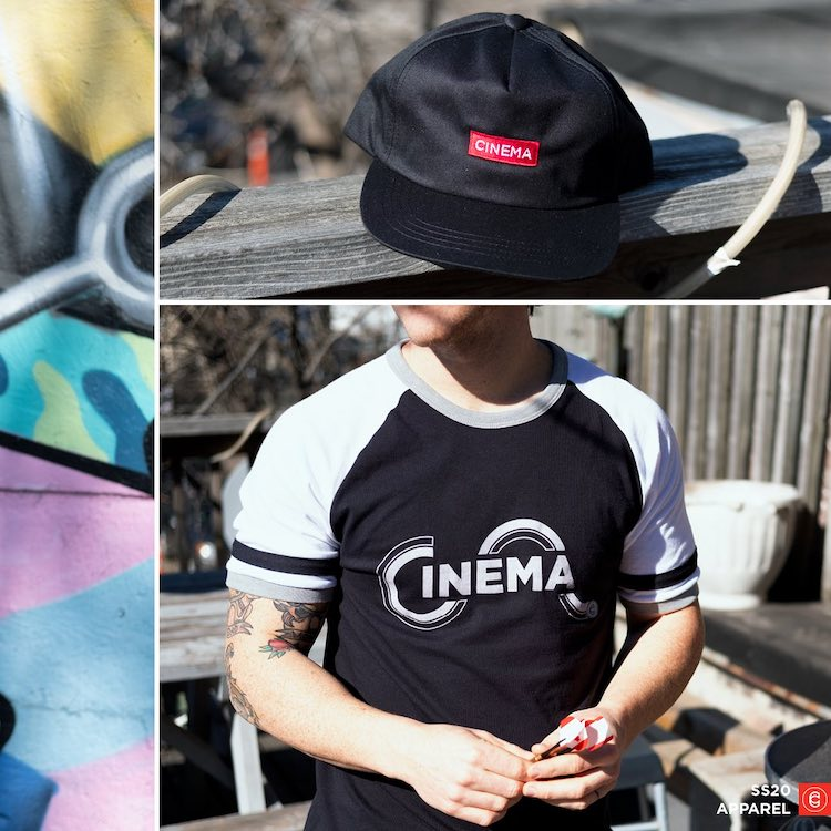 Cinema BMX Spring Summer 2020 Apparel
