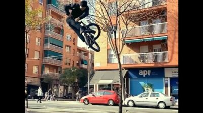 Dennis Enarson BMX compilation video