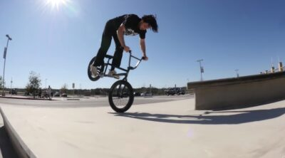 Doomed Brand Hope BMX video